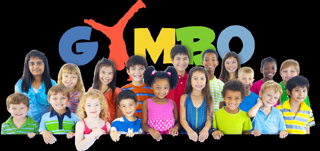 Gymbo, sport, eveil et haltes-jeux pour enfants