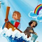 Oceane, spectacle éducatif de marionnettes à fil, le 18 octobre à Gymbo Anfa Place