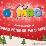 Vacances de fin d'année 2015 à Gymbo : jusqu'au 31 décembre, 40 % de remise sur l'offre Vacances !